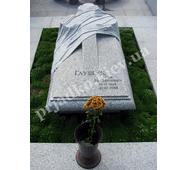 Элитарная скульптура из гранита на могилу