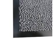 Грязезещитные  килимки серії Ламбет.  Avial Полипропиленовый грязезещитный  килимок 150*120, сірий