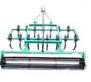 Культиватор пружинний для міні-тракторів ПК-1,4 з грудобоєм