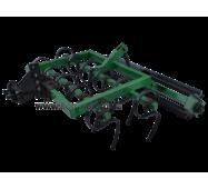 Культиватор для мотоблока КН-1П суцільної обробки
