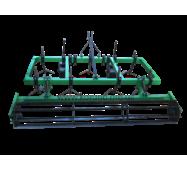 Культиватор для міні-трактора КН-1,6 М суцільної обробки