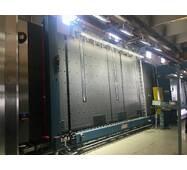 Стеклопакетная линия Lisec 3000 X 5000 газ. пресс-робот герметизации 2010 год