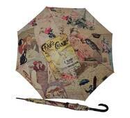 Женский зонт трость Doppler Винтаж (автомат), арт. 74015706