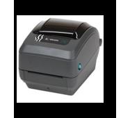 Принтер печати этикеток со штрих-кодом GX420d/GX420t компании Zebra