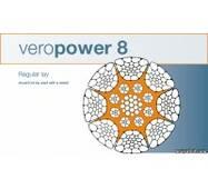 Veropower 8 - спеціальний сталевий канат для баштових кранів