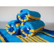 Комплект махровых полотенец 13