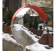 Уличное зеркало безопасности UNI 450 cap