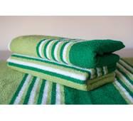 Комплект махровых полотенец 26