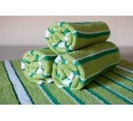 Комплект махровых полотенец 15