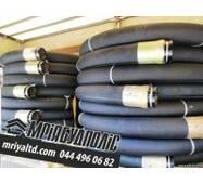 """Рукав/шланг для подачи бетона: 85 бар, 125 мм, фланцы 2х5,5"""", длина 10 м - для бетононасоса"""