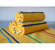 Комплект махровых полотенец 14
