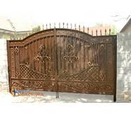 Кованые ворота №230