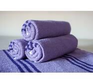 Комплект махровых полотенец 20