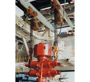 Пневматическая система подъема ПВУ BHS40M-4