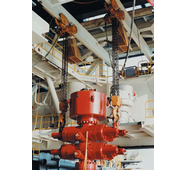 Пневматична система підйому ПВУ BHS40M-4
