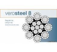 Verosteel 8 - спеціальний сталевий канат для баштових кранів