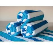 Комплект махровых полотенец 21