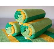 Комплект махровых полотенец 18