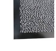 Грязезещитные  килимки серії Ламбет.  Avial Полипропиленовый грязезещитный  килимок 90*150, сірий. 1022528