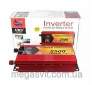 Інвертор (перетворювач) AC/DC DP - 2500w - реальна потужність 2500Вт
