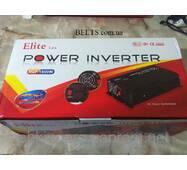 Автомобільний інвертор 1500 W Power Inverter ELITE lux 12/220v, перетворювач напруги Павер Инвертер Елит
