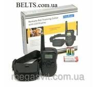 Система для тренування/дресирування собак Dog Training (тренувальний нашийник remote pet training collar with l