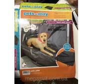 Автомобильный органайзер для собак Pets at Play Back seat cover (чехол, подстилка Петс эт Плэй Бек Сит Кове