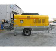 Стаціонарний бетононасос Мрія MBP 2110D