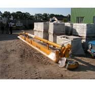 Стрела для подачи бетона бетонораздатчик (Италия)