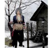 Карнавальний костюм Баби-Яги