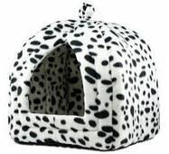 Будиночок для собак і кішок Pet Hut (м'який будиночок для невеликих домашніх тварин)