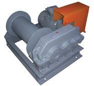 Лебедка электрическая ЛЭП-2.5-120