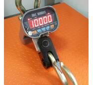 Ваги кранів ЗЕВС з радіоканалом (10000 кг)