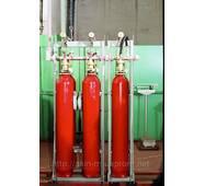 Модуль газової пожежогасінні МГП- 1-80