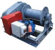 Лебідка електрична ЛЕЦ-5-250