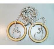 Гимнастические кольца для дома (для взрослых)