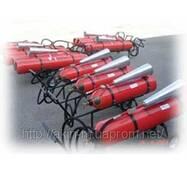 Огнетушители углекислотные передвижные ВВК-18