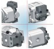 Встроенные клапаны для гидравлических шестеренных насосов и двигателей Casappa