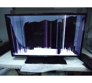 """Телевизор 39"""" Samsung UE39EH5003W на запчасти разбита матрица"""