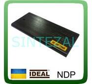 Універсальний дверний наличник IDEAL, L - 2,2 м. Венге чорний, Ширина 50 мм.