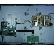 "Телевизор 40"" Samsung LE40C530F1W на запчасти"