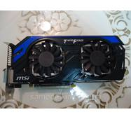 Видеокарта MSI GeForce GTX 660 Ti PE 2GB 192bit PCI-Ex
