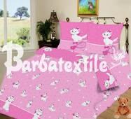 Комплект дитячої постільної білизни для дівчинки