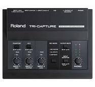 Roland UA33 Tri-Capture USB аудиоинтерфейс, 3входа/1выход