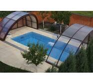 Индивидуальный павильон для басейна MODERN