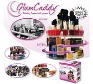 Органайзер - косметичка для жіночої косметики і лаків Глем Кадди, органайзер Glam Caddy в Києві
