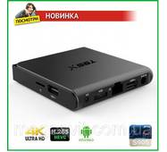 Приставка Android TV BOX Т95Х (HD медиаплеер)