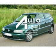 Лобове скло на Volkswagen Polo (Фольксваген Поло) (Седан, Комби) (1994-1999), Polo (Порожнисто) (Седан) (2000-2002)