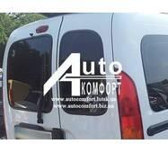 Заднее стекло (распашонка правая) без э. о. без шелкографии под уплотнитель на Renault Kangoo 96-08 (Рено Кангу)