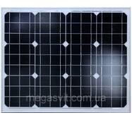 Сонячна панель Solar board 50w 18v (сонячна батарея)